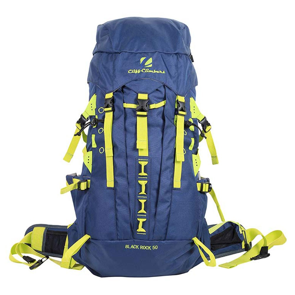 Cliff Climber RS Black Rock 50 Ltr Blue-Green