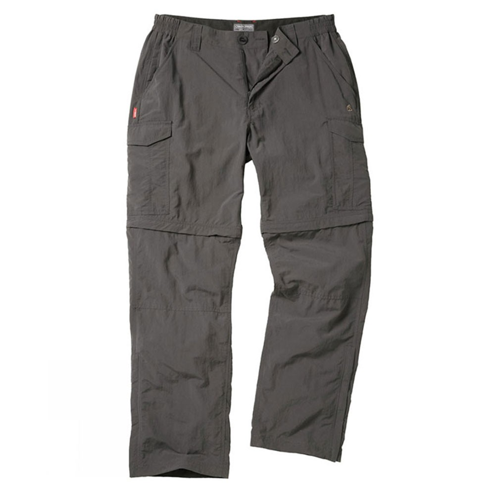 Craghoppers Nosilife Convertable Trousers - Bark