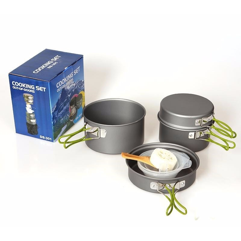 DS-301 Cooking Set