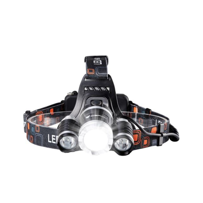 MSA 3 LED Rechargeble Headlamp