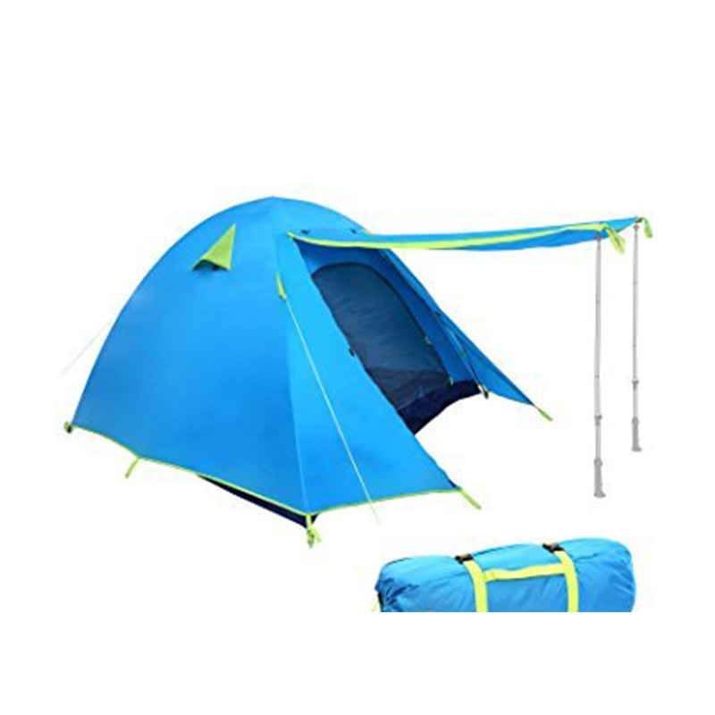 MSA Aluminium Pole 4 People Tent
