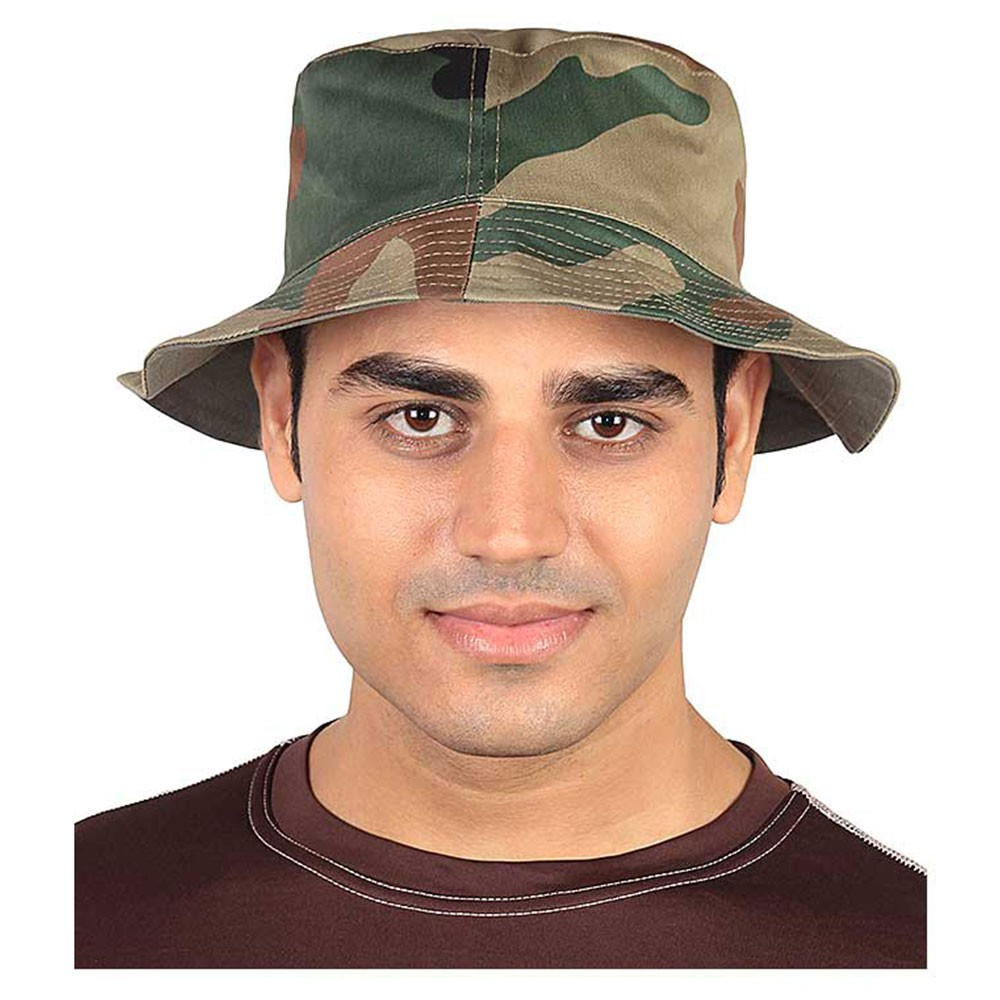 MSA Camo Outdoor Hat