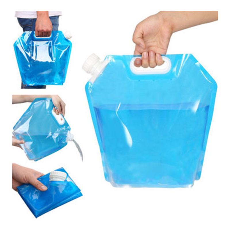 MSA Folding Water Can 5 Ltr.