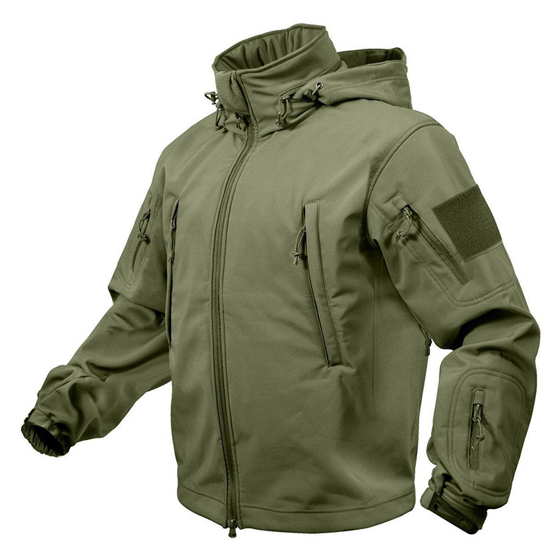 MSA Soft Shell Jacket
