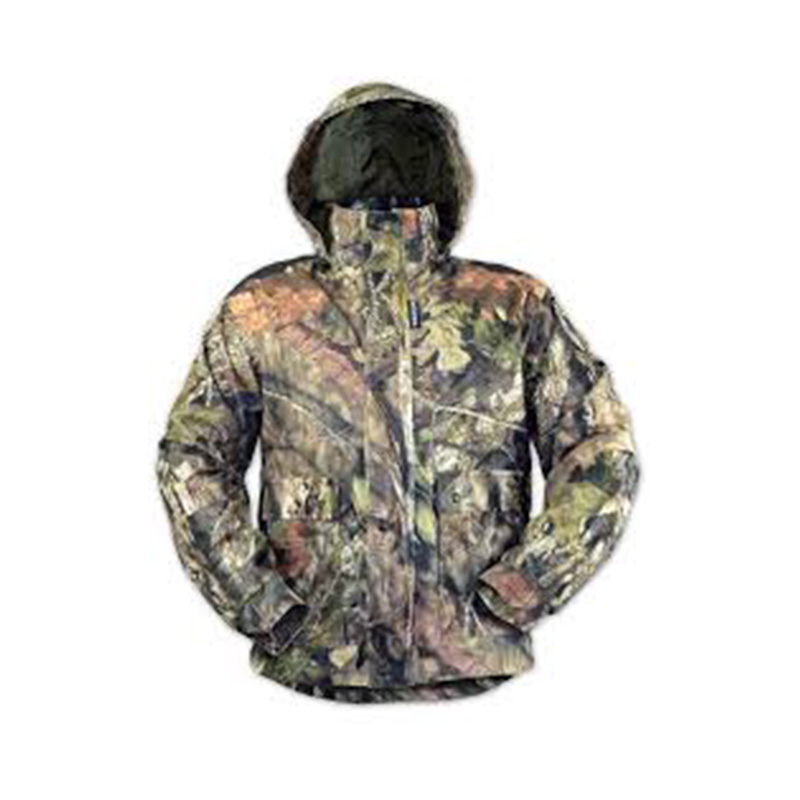 MSA Soft Shell Jungle Print Jacket