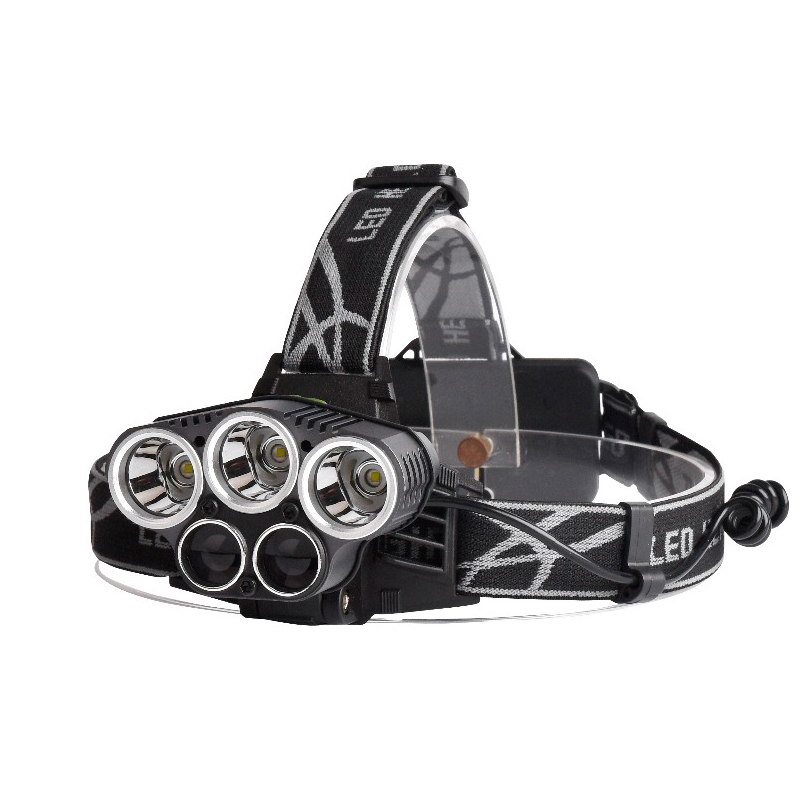 Multi Purpose Rechargeble Headlamp